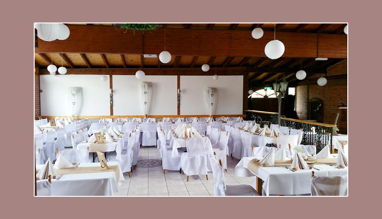 Partyscheune Restaurant Hotel Landhaus Siebe Hochzeitslocation Hattingen, Essen, Hagen